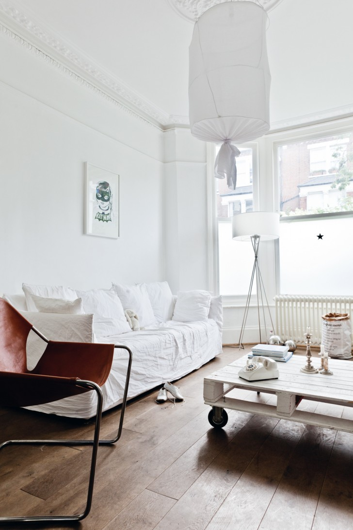 Paola Navone Ghost Couch | apartmentdiet