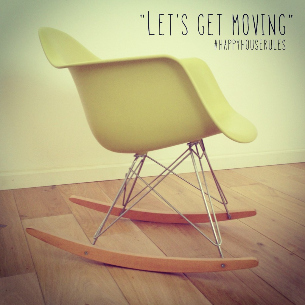 let's get moving happyhouserules apartmentdiet