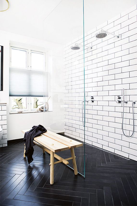 herringbone bathroom tiles homelife