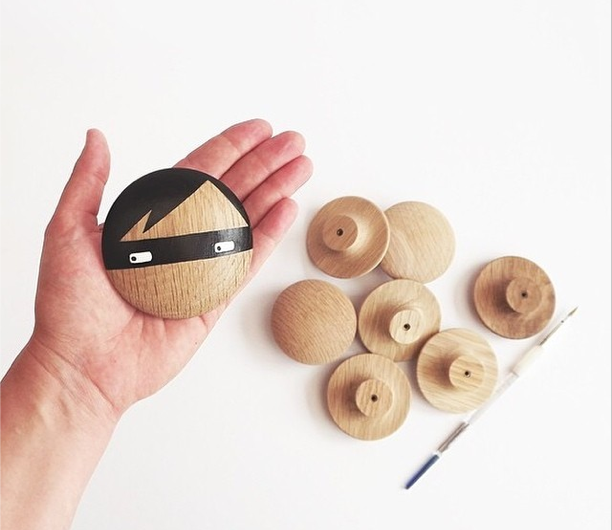 ikea hack sketchinc doorknobs