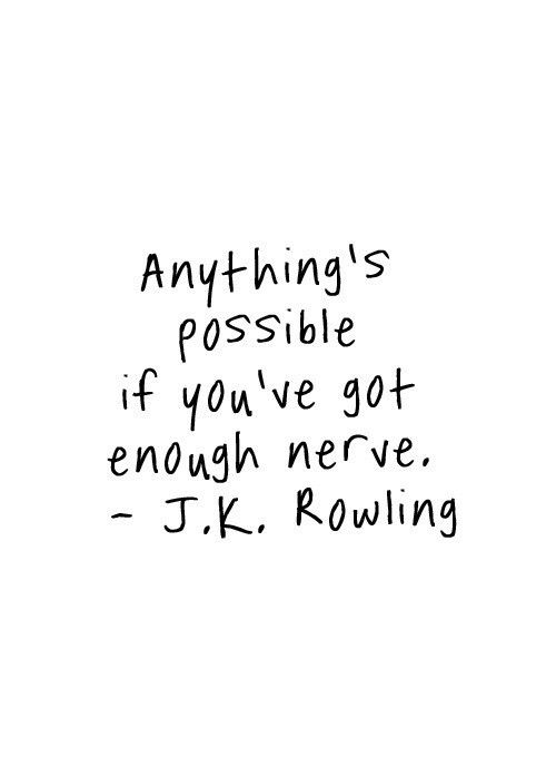 anythings possible