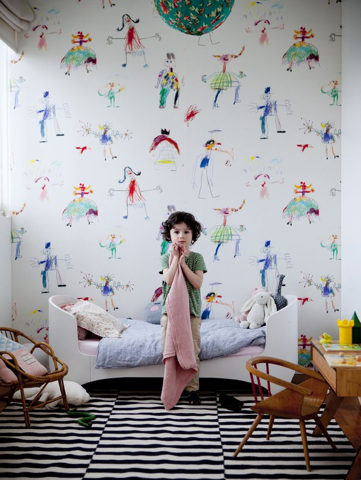 Rugs rugs rugs a visual feast apartmentdiet Wallpaper for childrens room