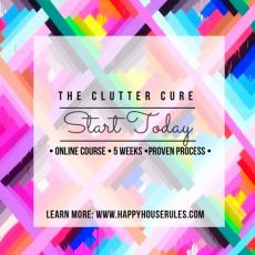 The Clutter Cure eCourse