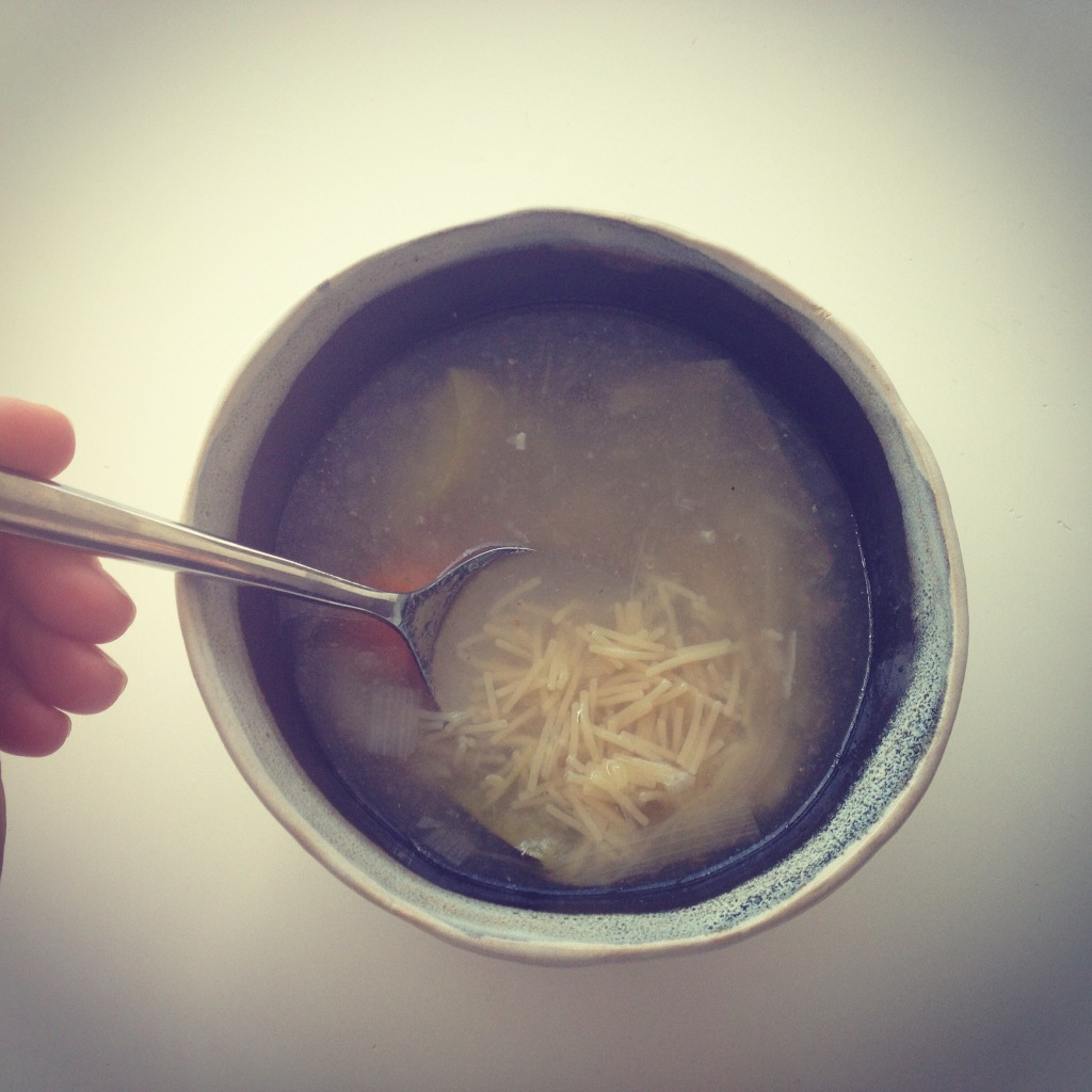 chicken soup for the soul recipe by apartmentdiet
